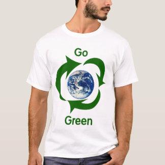 Go Green Earth T-Shirt