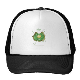 Go Green - Eat Me!, tony fernandes Trucker Hat