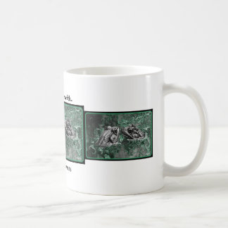 Go green /Frog lovers Mug