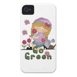 Go Green Garden Blackberry Bold Case