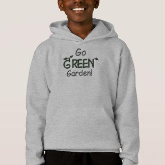 Go Green, Garden Hoodie
