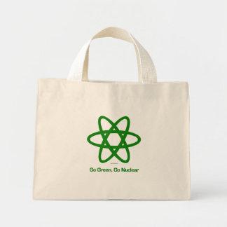 Go Green, Go Nuclear bag