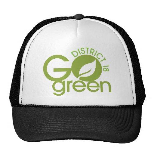 Go Green Hats