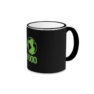 Go Green HTML RGB Ringer Mug