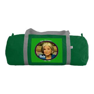 Go Green in Sixteen Gym Duffle Bag