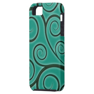 Go Green iPhone 5 Cover
