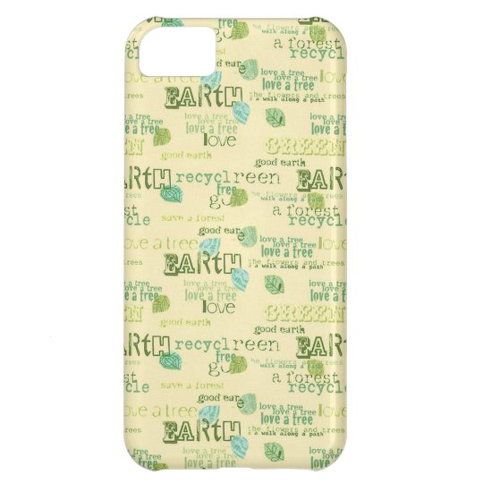 Go Green iPhone 5C Cover