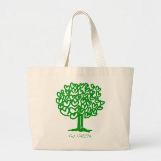 Go Green Jumbo Tote Jumbo Tote Bag