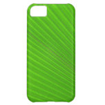 Go Green Leaf! Dynamic-Pitch Tropical Leaf-Photo iPhone 5C Cases
