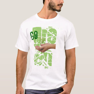 Go Green Leaf T-Shirt