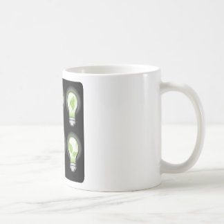 Go Green Lightbulbs Coffee Mug