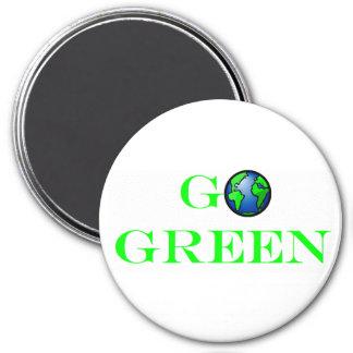 Go Green Magnet