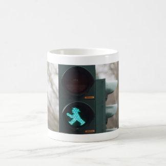 Go Green Man Coffee Mugs