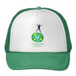 Go Green Mesh Hat