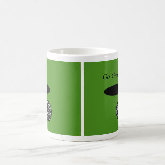 Go Green Morphing Mug