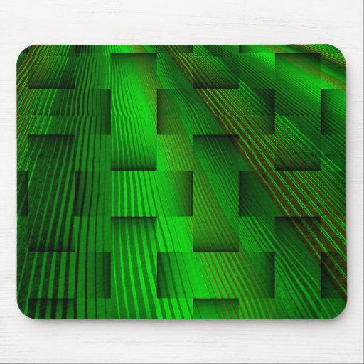 Go Green_ Mouse Pad