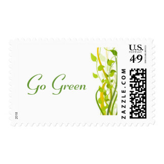 Go Green Stamp