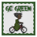 GO Green -POSTER