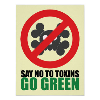 Go-Green Poster