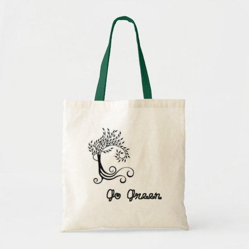 Go Green Reusable Bag