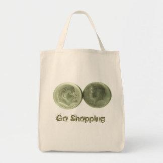 Go green- shopping bag