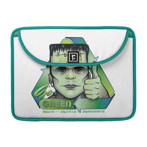 Go Green Sleeves For MacBook Pro