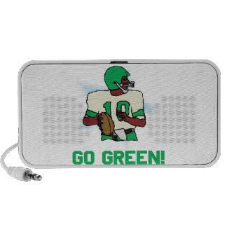 Go Green Travelling Speakers