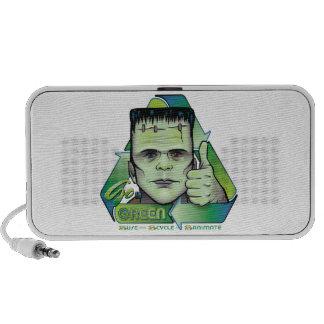 Go Green Portable Speaker