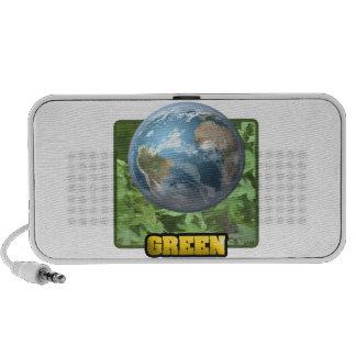 Go Green Speaker System