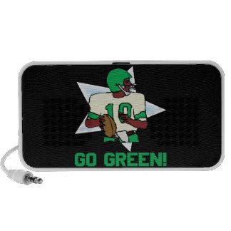 Go Green Travelling Speaker