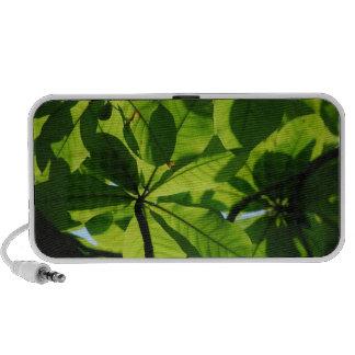 Go Green Notebook Speaker