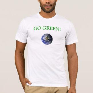 GO GREEN! T-Shirt