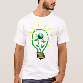 Go Green T-Shirt 3