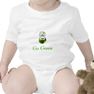 Go Green T Shirts