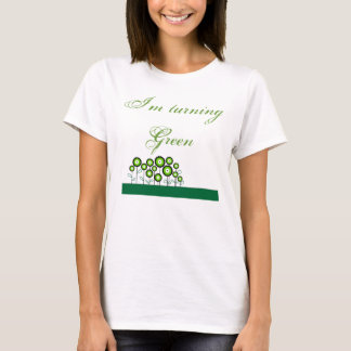 GO GREEN T-shrit T-Shirt