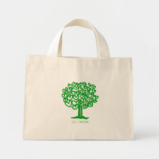 Go Green Tiny Tote Tote Bag