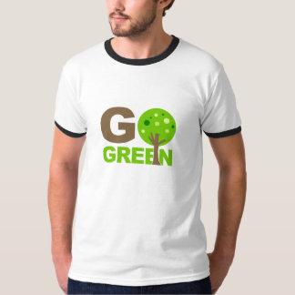 Go Green Tree T-Shirt