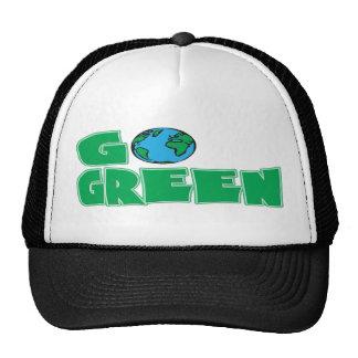 Go Green Trucker Hat