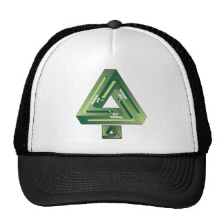 GO-Green Trucker Hat