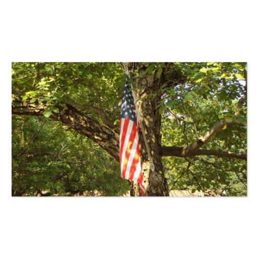 Go Green USA Business Card Templates