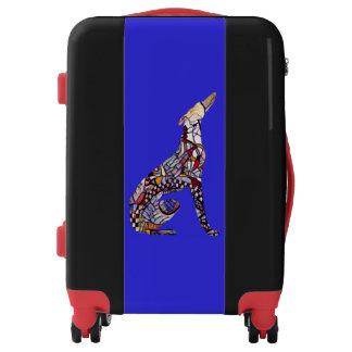 Go Greyhound! Luggage