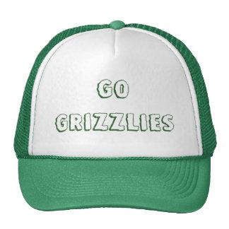 GO GRIZZLIES TRUCKER HAT