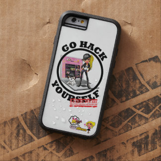 Go Hack Yourself iPhone 6 Case
