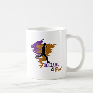 Go Hard 4 God Coffee Mug