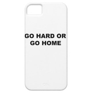 Go Hard Or Go Home iPhone SE/5/5s Case