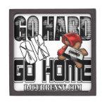 GO HARD or GO HOME Premium Jewelry Box