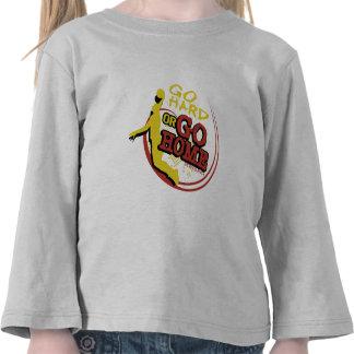 Go Hard or Go Home - Sporty Slang Toddler Basketba T Shirts