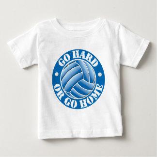 Go Hard or Go Home Vball Baby T-Shirt