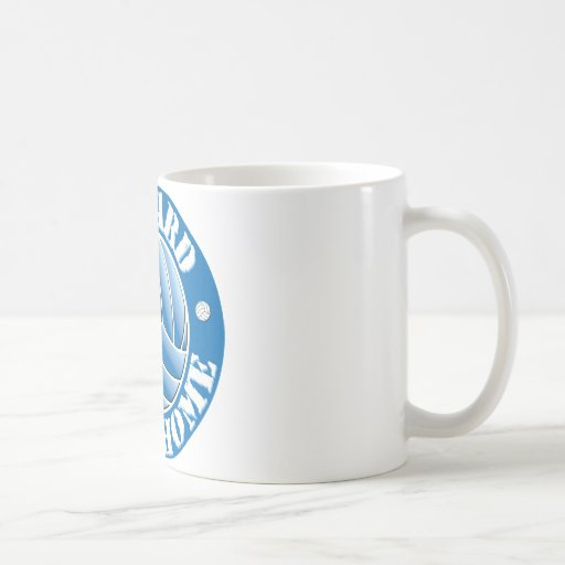 Go Hard or Go Home Vball Coffee Mugs