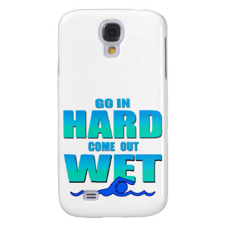 Go In Hard Samsung S4 Case